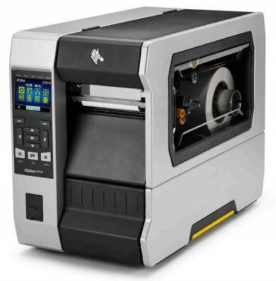 Принтеры ZT610 и ZT620 Zebra – передовые технологии, гибкость, надежность и эффективность
