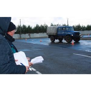 В Удмуртэнерго прошли соревнования профмастерства среди водителей
