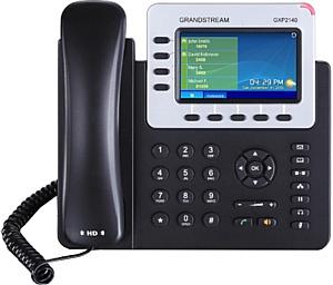 Инсотел начинает поставки новых HD IP телефонов для бизнеса GXP2140/GXP2160