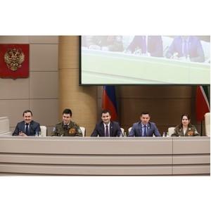 КФУ назвали в числе передовиков по развитию студенческих трудовых отрядов в Татарстане