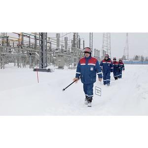 Объекты «Кузбассэнерго – РЭС» работают в нормальном режиме