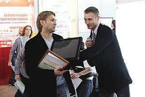 Компания «Сервис Плюс» презентовала новые моноблоки CheckWay на выставке ПИР