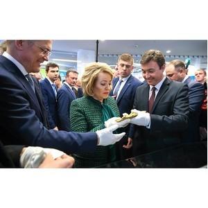 """"""" јстраханской области есть уникальные преимущества дл¤ развити¤ региональной экономики"""