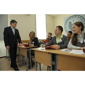 Московские эвакуаторщики сели за парту