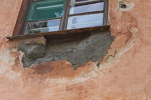 Активисты ОНФ обеспокоены состоянием не попавшего в программу расселения аварийного дома в Воронеже