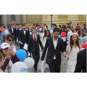 При поддержке Народного фронта в Санкт-Петербурге прошел «Парад семьи» в День семьи любви и верности