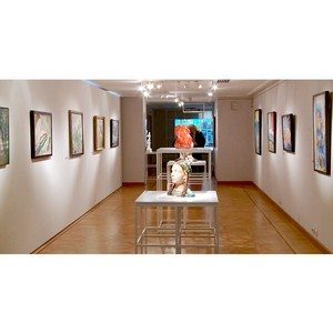 Выставка «Музей-квартира художника» воссоздала аутентичную атмосферу квартиры начала XX века