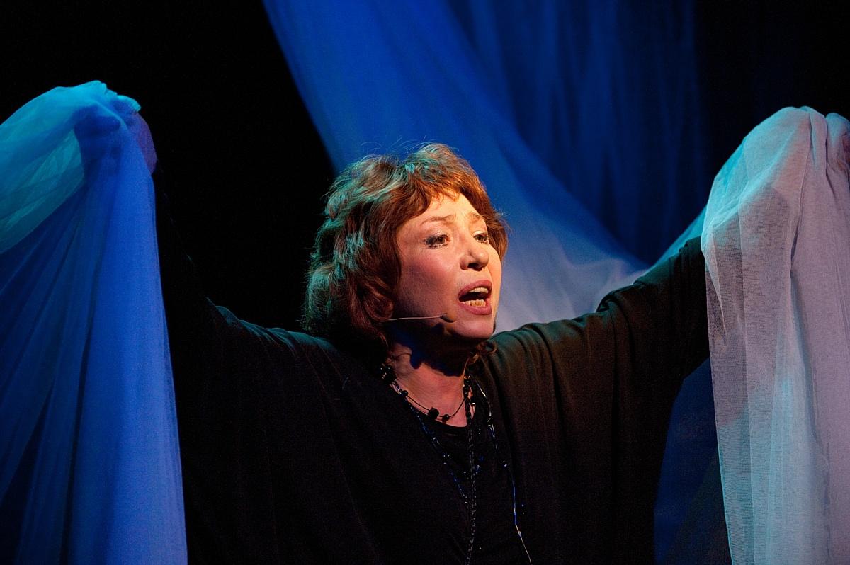 Осенние «гастроли» театра Елены Камбуровой в Москве