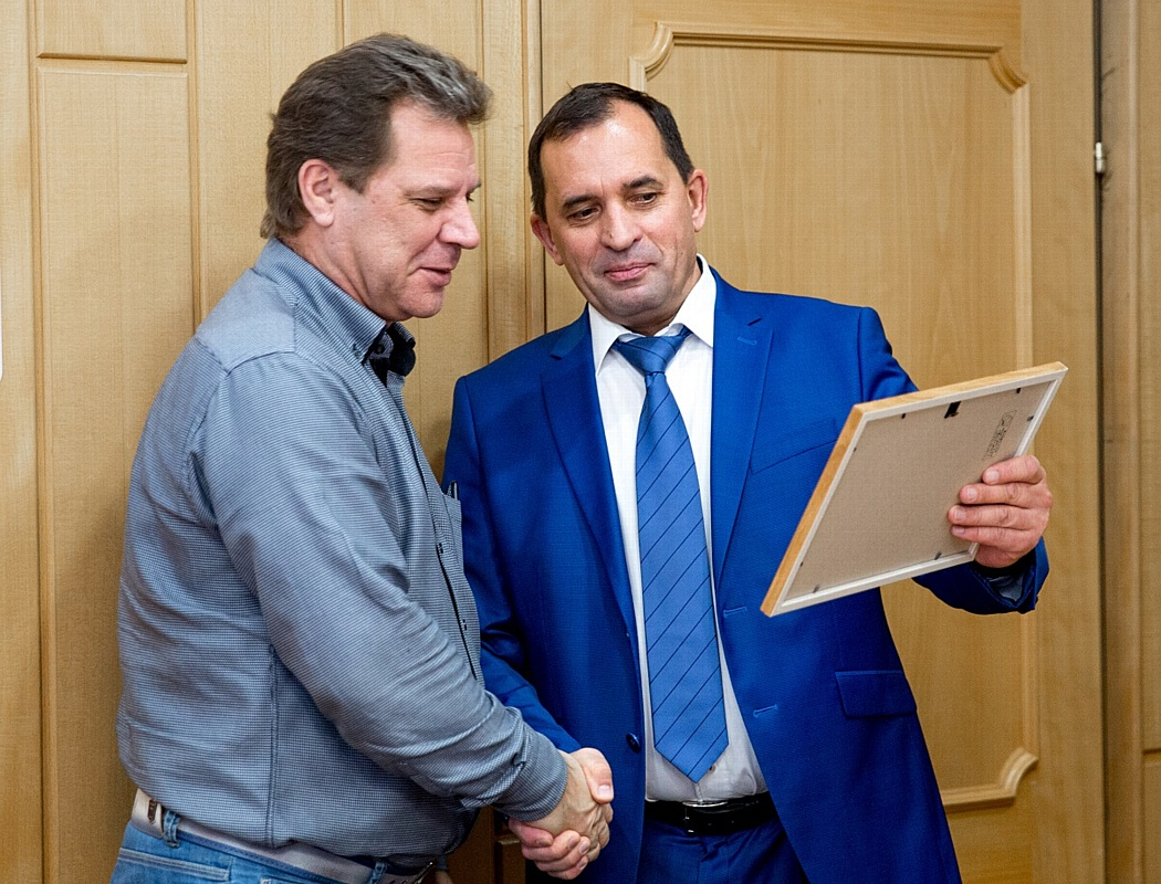 На Стойленском ГОКе поощрили лучших в эффективной организации рабочих мест