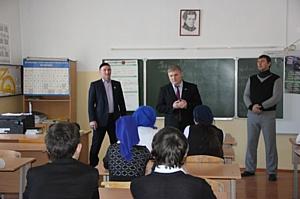 Активисты ОНФ в Чечне провели профилактическое мероприятие «Вместе – против экстремизма»