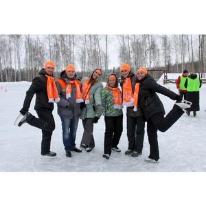 Команда «Липецкцемента» успешно выступила на первой зимней спартакиаде промышленников