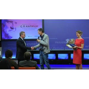 Александр Островский: «Нужно ставить людей в известность о том, что происходит в мире науки»