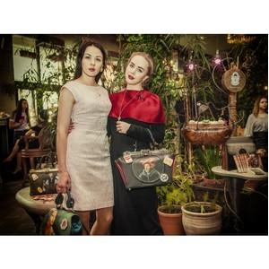 Сотрудничество бренда сумок Ante Kovac и Dolce & Gabbana на закрытом мероприятии светских львиц.