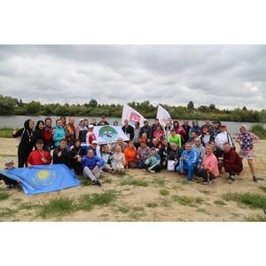 При участии активистов ОНФ в Кургане прошел фестиваль водных видов спорта