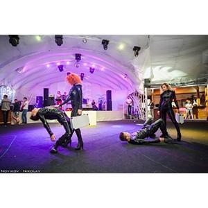 PoleArtBallet покорил гостей Aqua Dance Beach Club!