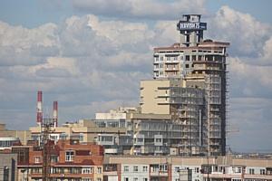 На ЖК «Империал» холдинга «Аквилон-Инвест» завершен монтаж вентиляции