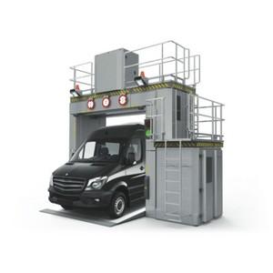 Безопасны ли системы для досмотра автотранспорта?