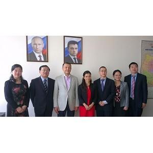 Корпорация развития Московской области провела встречу с Комитетом реформ и развития Шанхая