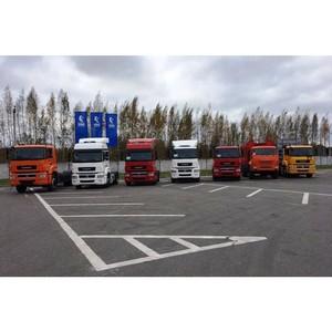 Новые КАМАЗы представлены в Санкт-Петербурге