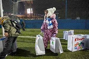Рольф Витебский поздравил победителей детского конкурса «Зенит Дети»