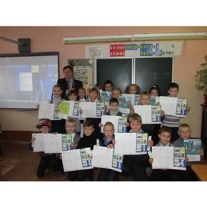 Сотрудники «Ивэнерго» рассказали кинешемским школьникам о правилах электробезопасности