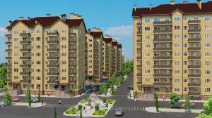 Квартиры в краснодарском ЖК «Столичный парк» продадут с минимальной наценкой