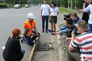 Дорожная инспекция ОНФ: Обычно мы ищем в регионах плохие дороги, в Кирове нужно искать хорошие