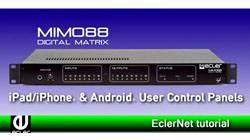 Видеоуроки по построению звуковой системы Ecler доступны в интернет