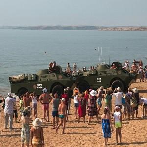 В Краснодарском крае и Республике Крым пройдет Керченский десант «Дорога Мужества»