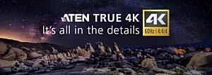 Новые True 4K продукты Aten
