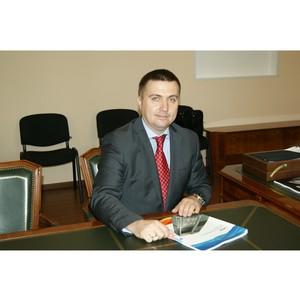 Андрей Дрибный: «Качественная работа начинается с порядка на рабочем месте».