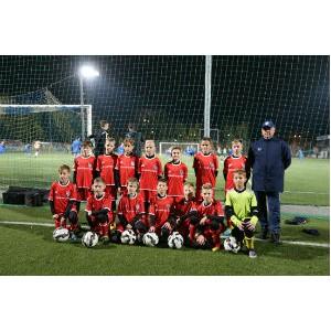 Детская футбольная команда «Маринс Групп Сормово» лидирует в рамках первенства Нижнего Новгорода