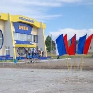 В г. Сорочинске при поддержке БФ «Сафмар» М. Гуцериева состоялось открытие 1 очереди Парка Победы