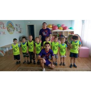 Детский футбольный турнир «Чемпионики» в Пензе
