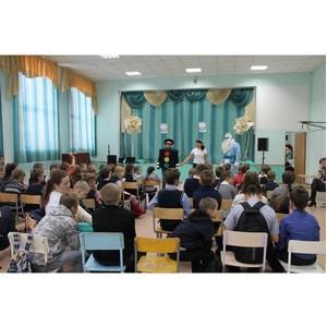 Активисты ОНФ в Алтайском крае организовали мероприятия для детей по профилактике ДТП в зимнее время