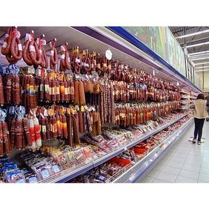 Россияне стали меньше потреблять колбасных изделий