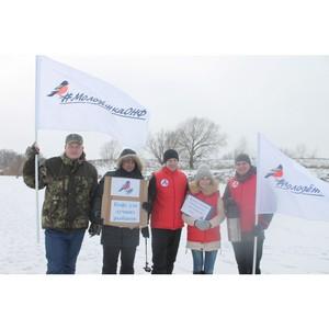 Команда «Молодежки ОНФ» в Волгоградской области провела акцию «Уха на всю страну»