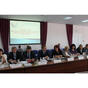 ОНФ предложил властям Амурской области пути решения проблем при ликвидации аварийного жилья
