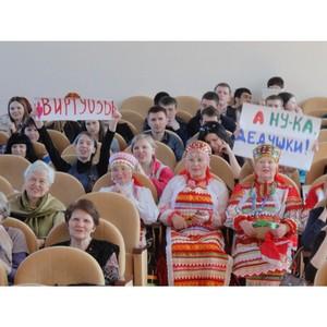 В Тамбове состоялся конкурс для пенсионеров «А ну-ка бабушки, а ну-ка дедушки!»