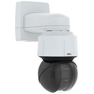 Новый продукт AXIS – PTZ-видеокамера с 2 Мп, 50 к/с и H.265