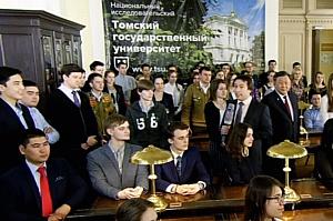 На «Прямой линии» представитель томского штаба ОНФ задал президенту вопрос о реформе РАН