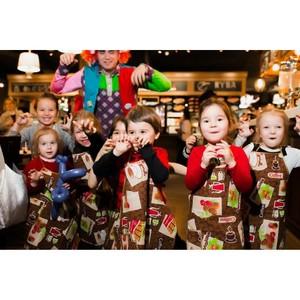 Детские кулинарные путешествия на Новом Арбате, 21 продолжаются