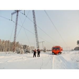Сибирские энергетики готовы работать в экстремальных условиях
