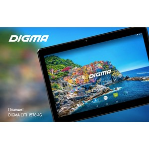 Digma CITI 1578 4G: множество ярких впечатлений