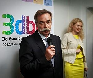 В Москве открыта первая частная лаборатория биотехнологических исследований