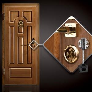 Замена замков в металлической двери с выездом мастера на дом