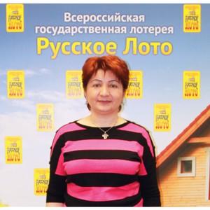 Жительница Владикавказа выиграла в Русское лото миллион рублей