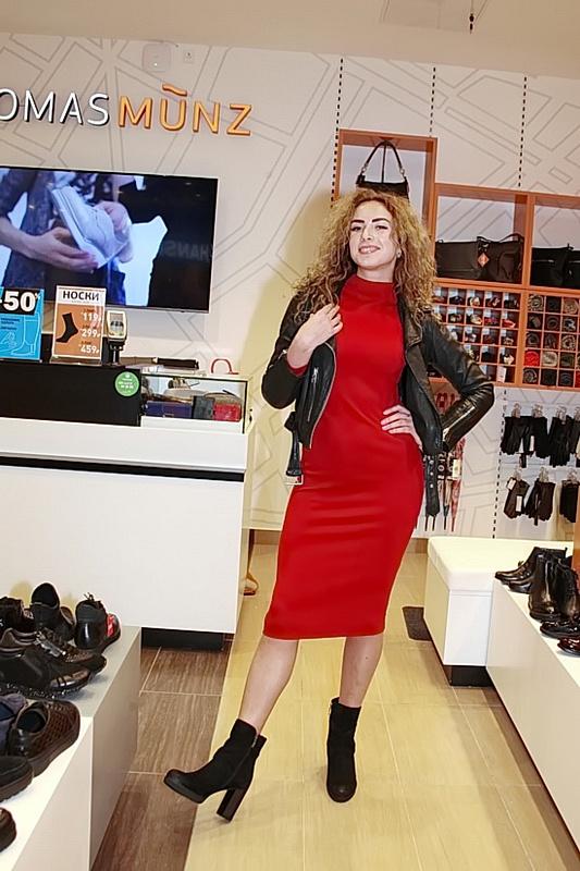 Актриса Евгения Короткевич любит баловать себя покупками