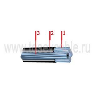 Кабель Сип для воздушных линий электропередачи.