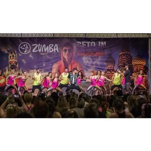 Мировой Zumba® босс Beto Perez приехал в Россию. Грандиозный мастер-класс от создателя программы